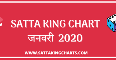 Satta Chart January Record [www..sattakingcharts.com}